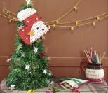 꼬매아트 크리스마스 산타양말 만들기