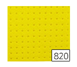꼬매아트 펀칭 펠트지 원단 820(노랑)
