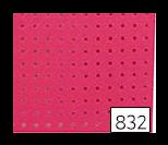 꼬매아트 펀칭 펠트지 원단 832(핫핑크)