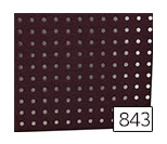 꼬매아트 펀칭 펠트지 원단 843(팥죽색)
