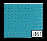 꼬매아트 펀칭 펠트지 원단 861(바다녹색)