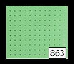 꼬매아트 펀칭 펠트지 원단 863(에메랄드)