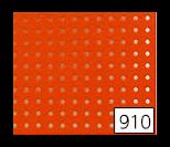 꼬매아트 펀칭 펠트지 원단 910(찐주황)