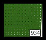 꼬매아트 펀칭 펠트지 원단 934(풀색)