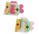 꼬매아트 물고기 동전지갑 만들기