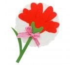카네이션 펠트꽃 만들기