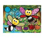 꿀벌 포일아트