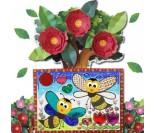 꽃동산 포일아트
